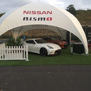 Picket Fence for Nissan