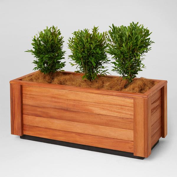 Planter Boxes Incl Plants Chillizone