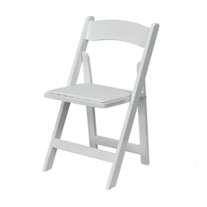 American Chair - White