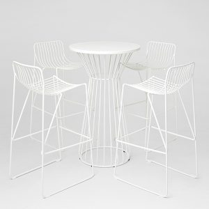 wire-bar-table-and-stools-white-for-hire-chillizone