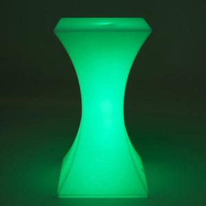 LED Bar Table Green