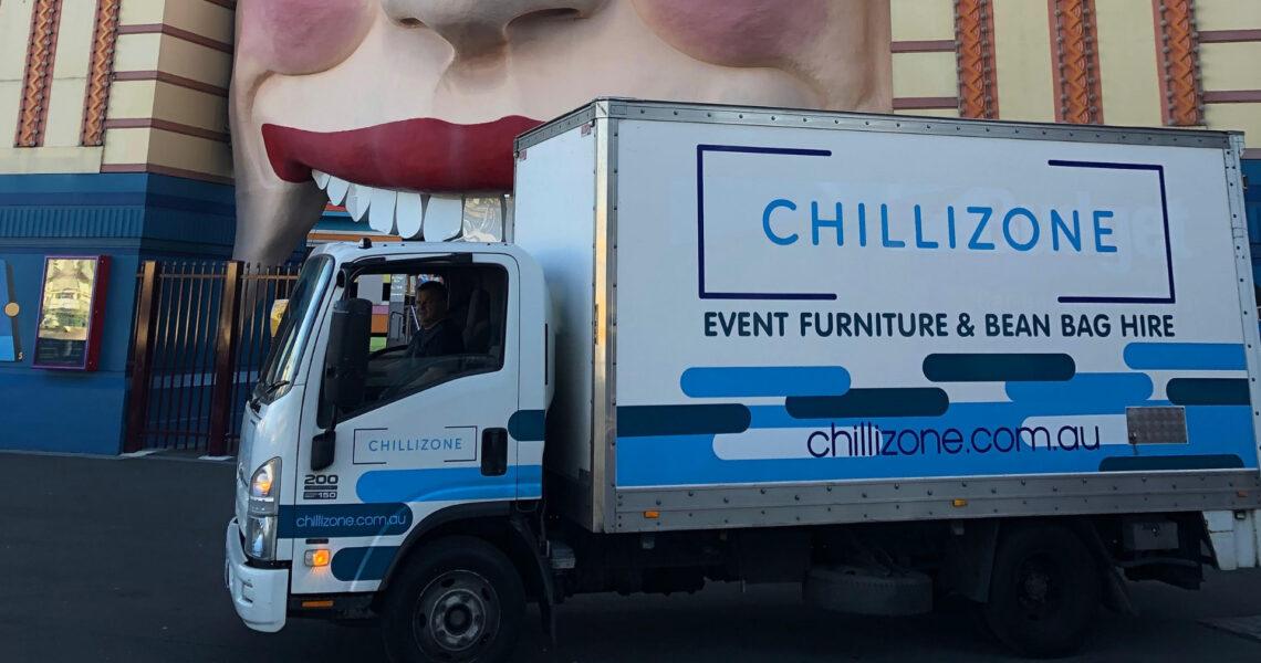 chillizone-event-furniture-hire-van-luna-park